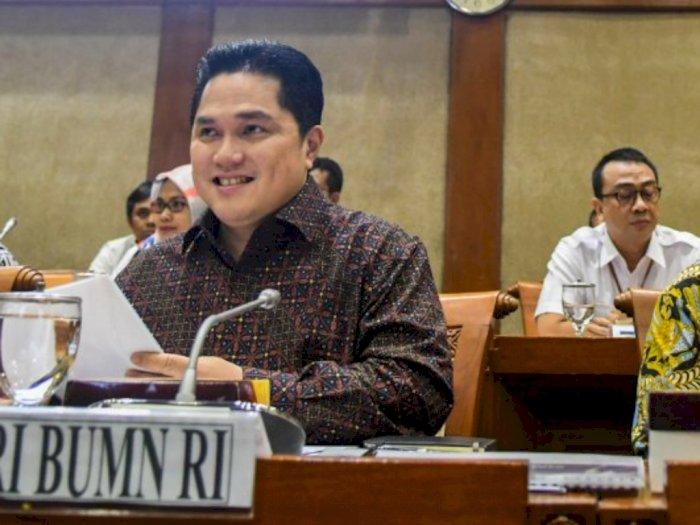 Erick Thohir Bakal Bertemu Prabowo dan Mahfud MD Bahas ASABRI