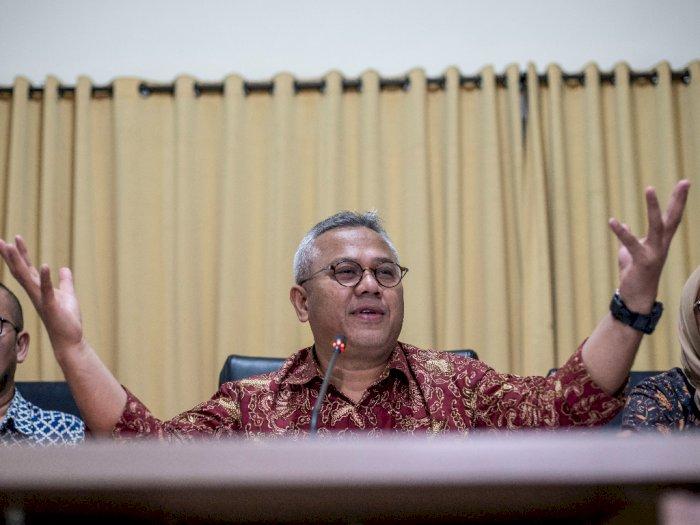Disindir Johan Budi, Ketua KPU: yang Terlibat Harus Ditangkap