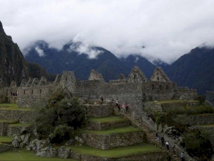 Ditangkap, Wisatawan Ketahuan BAB di Machu Picchu