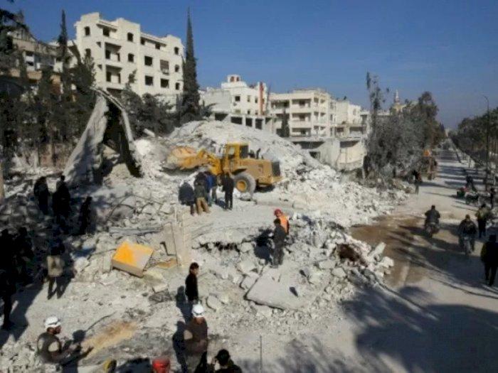Turki dan Rusia Berencana Bentuk Zona Aman di Suriah