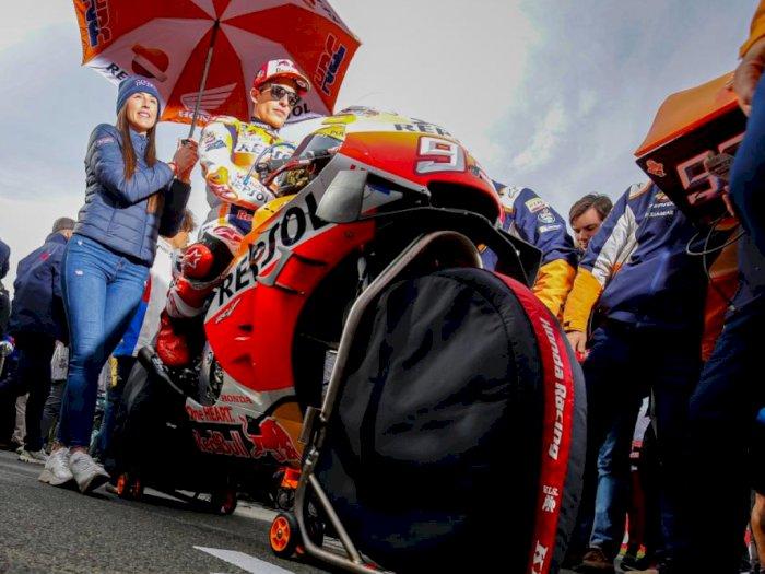 Repsol Honda Launching Tim MotoGP di Jakarta, Ini Kata AHM