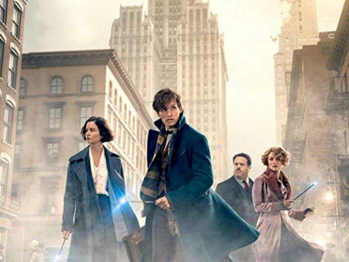 Perjalanan Penyihir dalam Film Fantastic Beasts and Where to Find Them