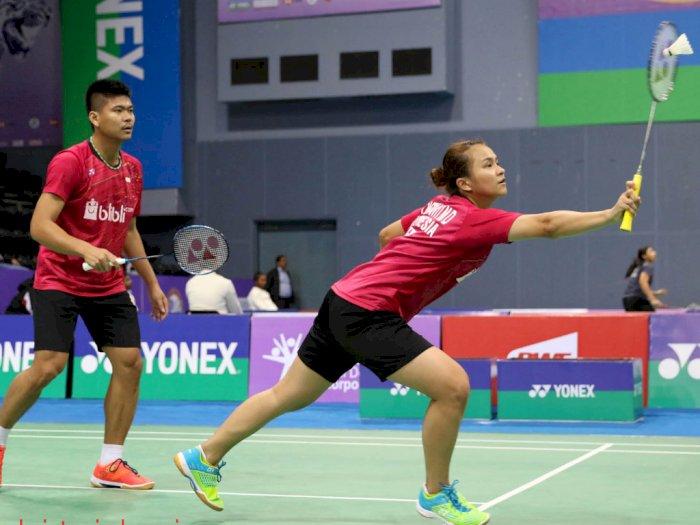Praveen/Melati Raih Tiket Perempat Final Indonesia Masters 2020