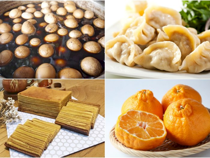 10 Makanan Khas Wajib Tahun Baru Imlek