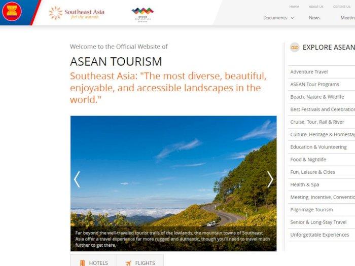 ASEAN Luncurkan Laman Web Khusus Pariwisata