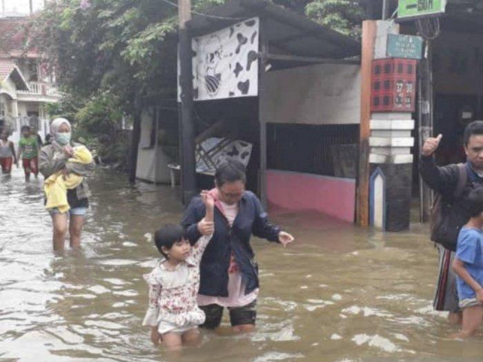 BPBD Sebut 18 Ribu Jiwa Jadi Korban Banjir di Samarinda