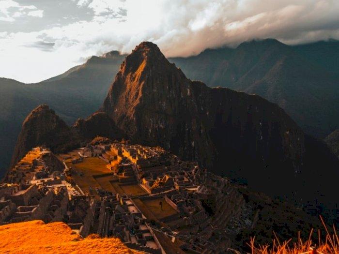 Yuk Berlibur ke Machu Picchu, Situs Bersejarah dari Suku Inka