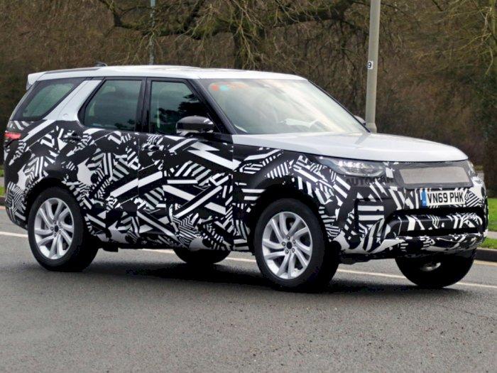 Land Rover Akan Meluncurkan SUV Hybrid Terbarunya