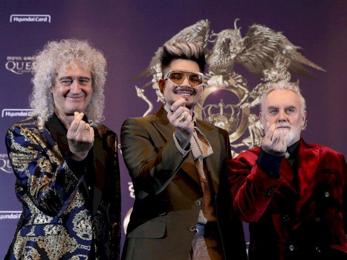 FOTO: Queen Akan Gelar Konser di Korea Selatan