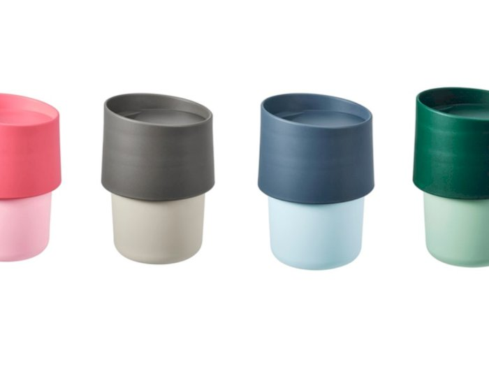 IKEA Tarik Travel Mug dari Pasaran, Konsumen Dapat Ganti Rugi