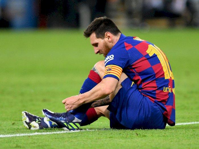 Messi: Obsesiku Bukan Lagi Mencetak Gol