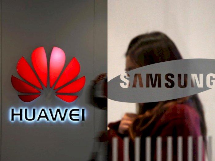 Huawei Ternyata Jual Smartphone 5G Lebih Banyak dari Samsung di 2019