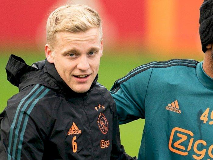 Tikung MU, Real Madrid Segera Rampungkan Transfer Van de Beek