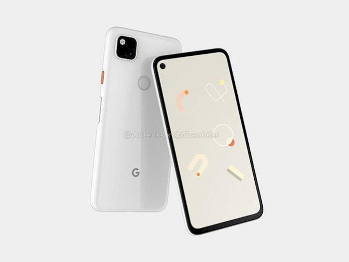 Smartphone Murah Google Pixel 4a Diprediksi Bakal Dukung Jaringan 5G!