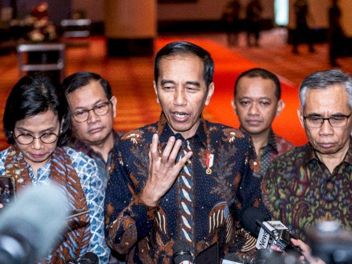 Terkait Viralnya Keraton Agung Sejagat, Jokowi: Itu Hiburan lah