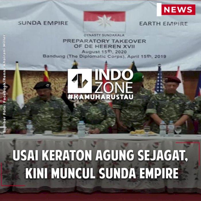 Usai Keraton Agung Sejagat, Kini Muncul Sunda Empire