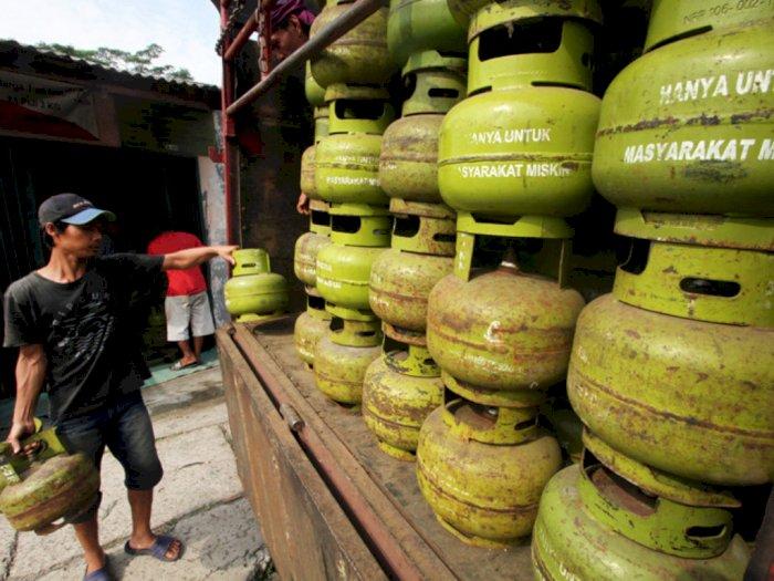 Kenaikan Harga Gas Melon akan 'Memukul' UMKM
