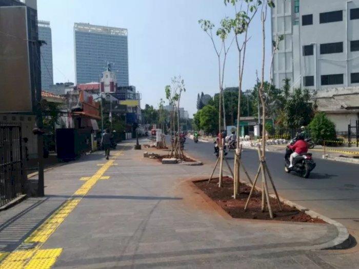 DKI Jakarta Segera Terbitkan Pergub Penempatan PKL di Trotoar