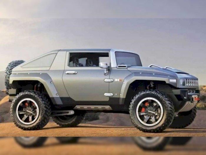 GM Siapkan Hummer Sebagai Mobil Listrik