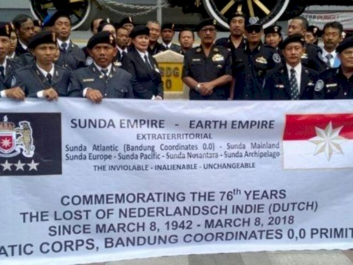 Bukan Sunda Empire, Ini Kerajaan di Tanah Pasundan yang Sebenarnya