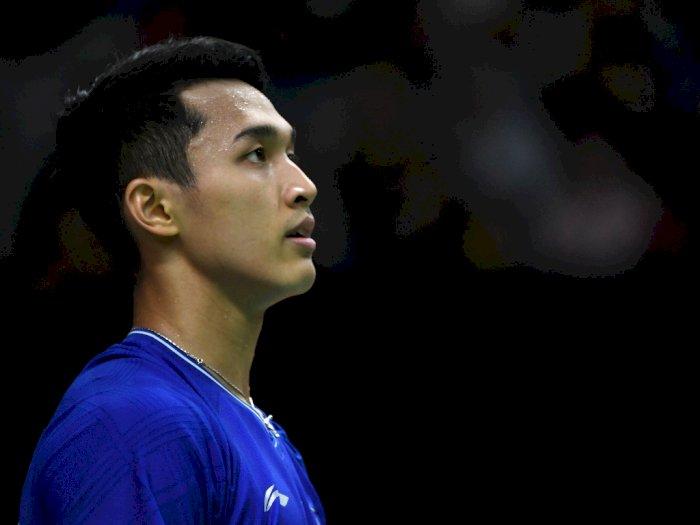 Ini Sebab Jonatan Christie Gagal Tembus Semifinal Indonesia Masters