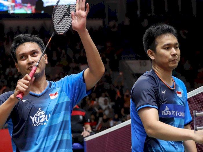 Indonesia Masters 2020: The Minions dan The Dadies Lolos ke Semifinal