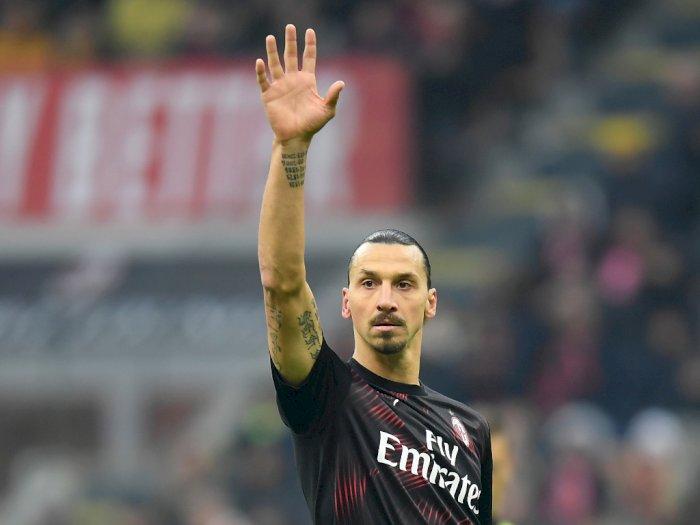 Pioli: Zlatan Ibrahimovic Belum Mencapai Performa Terbaik di Milan