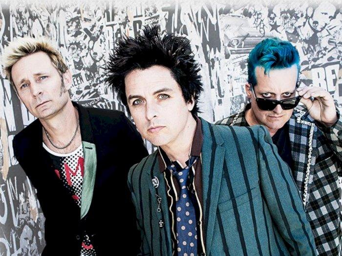 Green Day Siap Donasikan Royalti dari Single 'Oh Yeah'