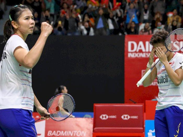 Greysia/Apriyani Renggut Tiket Semifinal Indonesia Masters 2020