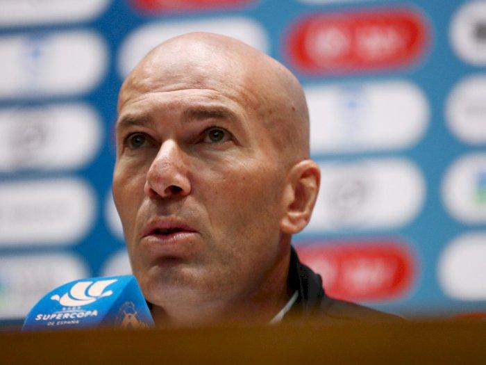 Zidane: Saya Sangat Menghormati Ernesto Valverde
