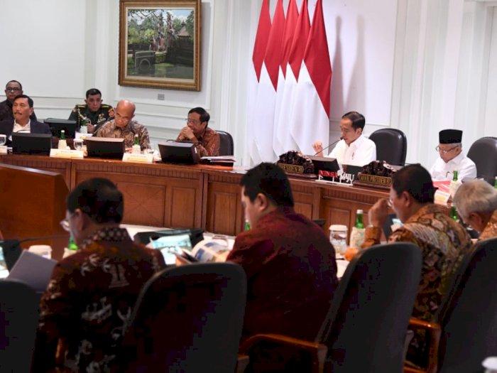 Jokowi Cari Komandan Proyek Pemindahan Ibu Kota