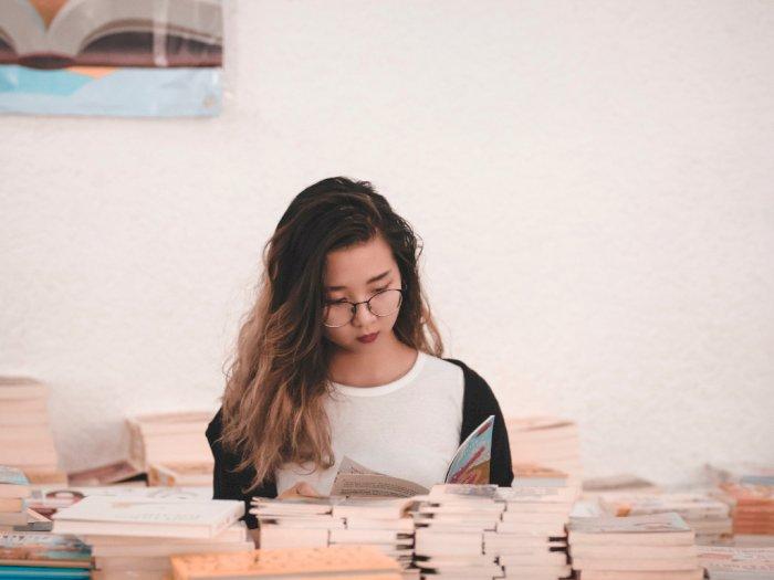 Membaca Bisa Berikan Energi dan Pertajam Kemampuan Otak