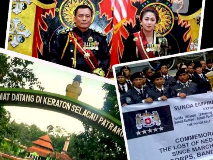 Muncul Kerajaan dan Kesultanan, Netizen: Pada Mau Jadi Darah Biru