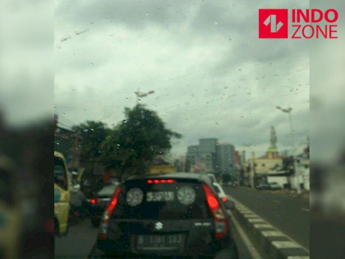 Hari Ini Jabodetabek Berpotensi Kembali Diguyur Hujan Lebat