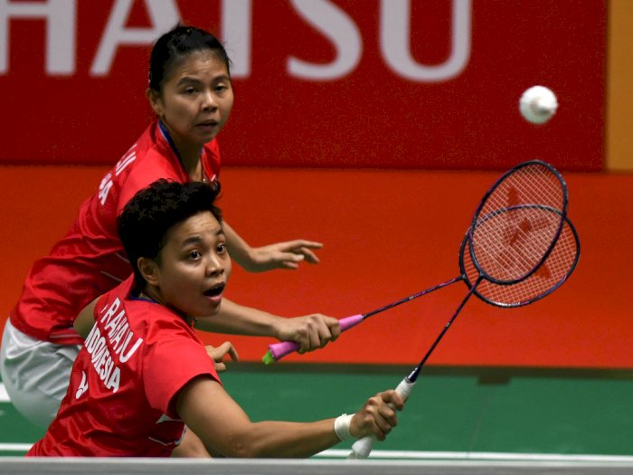 Kerja Keras Greysia/Apriyani Berbuah Juara Indonesia Masters 2020