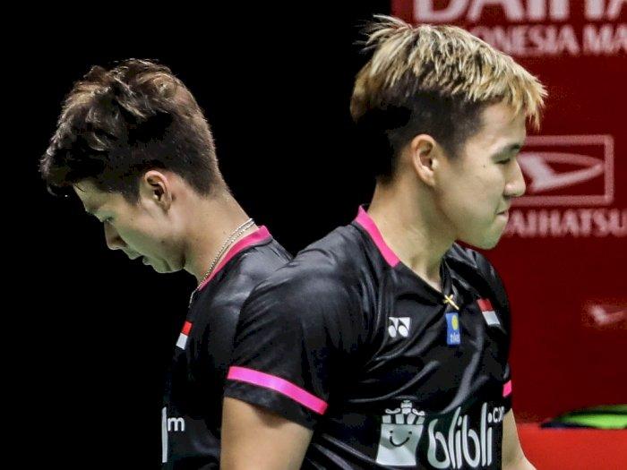 Kevin/Marcus Juarai Indonesia Masters 2020 usai Kalahkan The Daddies