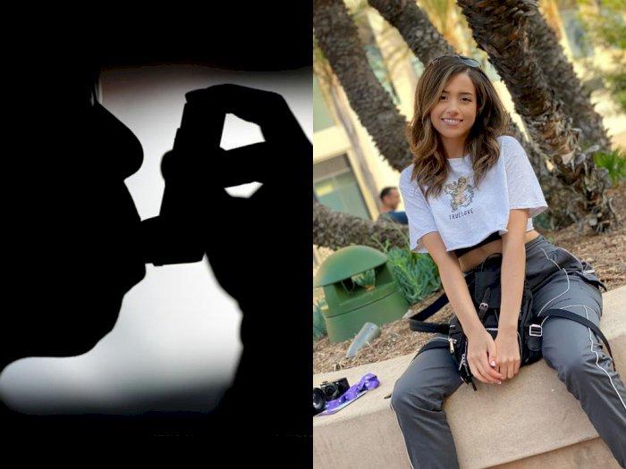 Satu Tim dengan Pokimane di Fortnite, Asma Remaja Ini Langsung Kambuh!