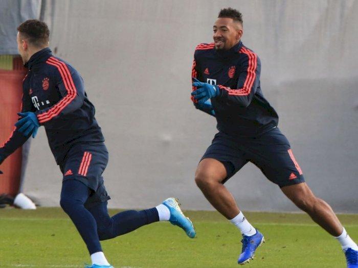 Arsenal Datangkan Jerome Boateng dari Bayern Munich