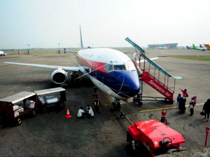 Sambut Imlek, Sriwijaya Air Tambah Jadwal Penerbangan
