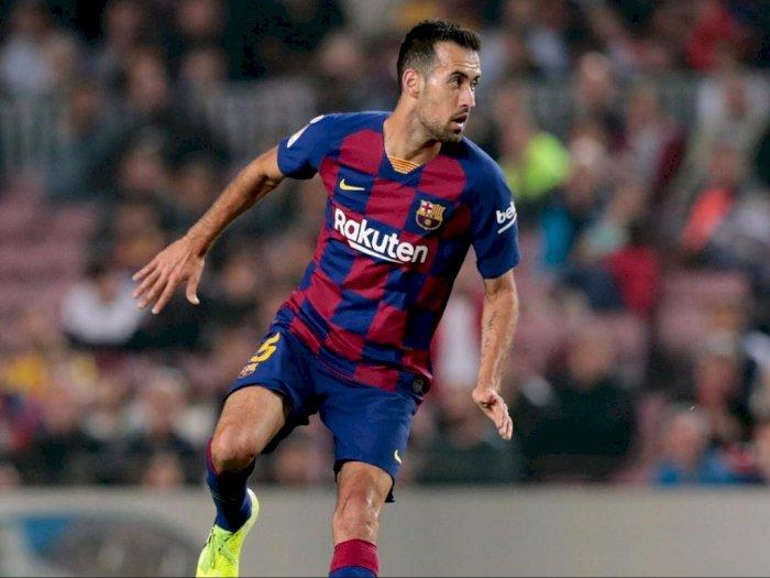 Busquets: Ini Bukan Soal Membandingkan Setien dengan Valverde
