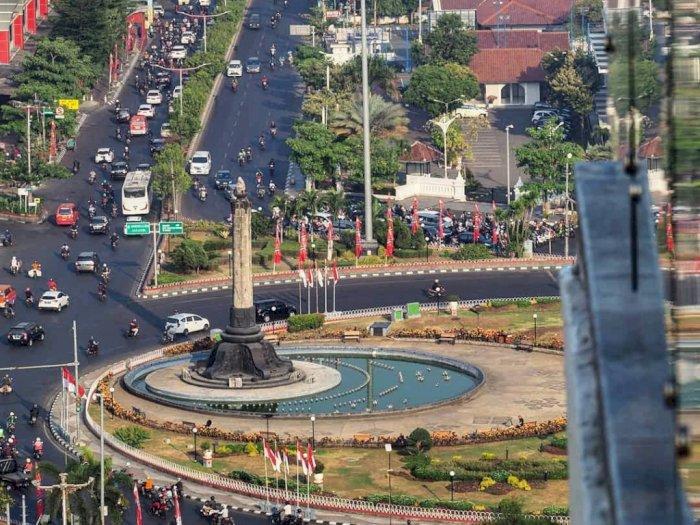 Semarang Dapat Predikat Kota Wisata Terbersih di Asia Tenggara