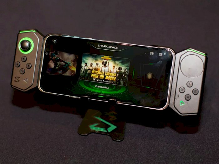 Black Shark dan Tencent Games Kolaborasi, Bakal Rilis Smartphone Baru?