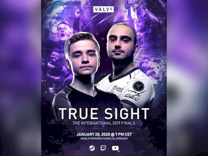 OG dan Nigma Bakal Nobar World Premiere dari True Sight TI 2019 Finals