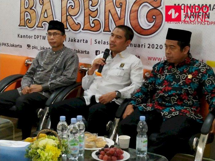 PKS Jelaskan Pencoretan 2 Kadernya dari Bursa Cawagub DKI
