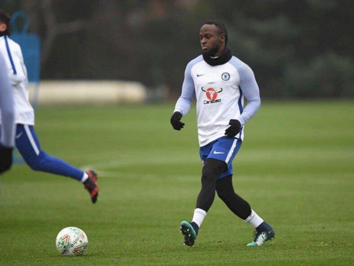 Inter Milan Datangkan Victor Moses dari Chelsea
