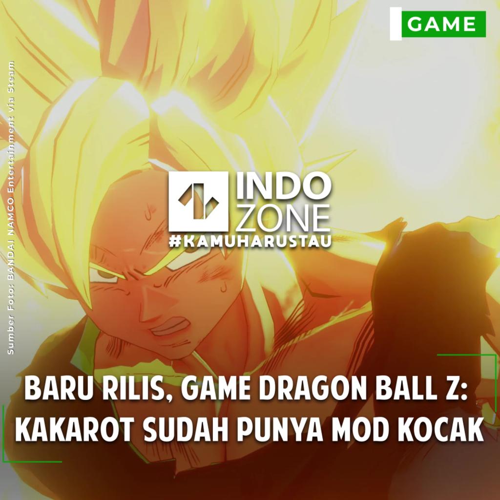 Baru Rilis, Game Dragon Ball Z: Kakarot Sudah Punya Mod Kocak