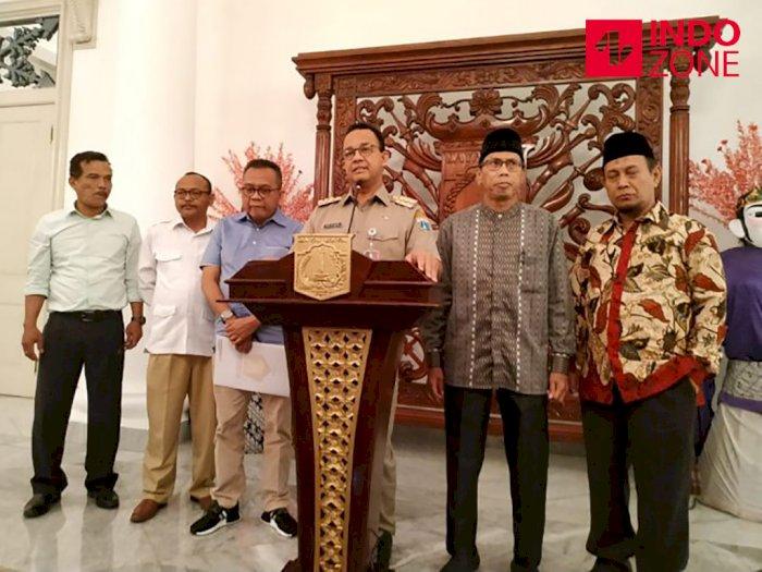 Anies Terima 2 Nama Cawagub DKI Jakarta dari Gerindra dan PKS