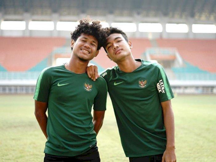 Bagus Kahfi dan Brylian Aldama Berlatih Bersama Tim Liga Italia