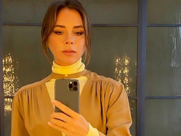 Terinspirasi dari Kuda, Victoria Beckham Luncurkan Koleksi Busana Baru