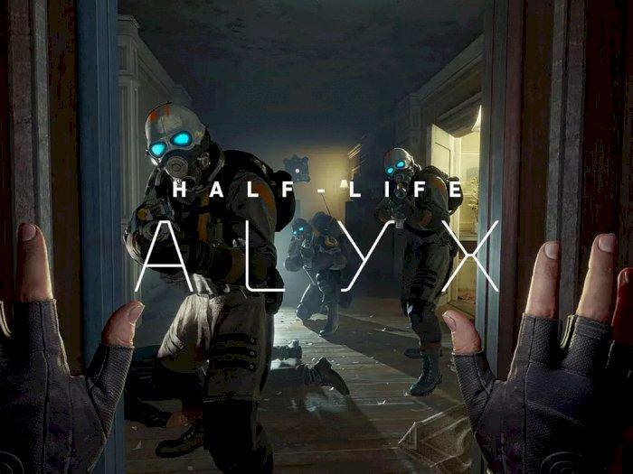 Sambut Game Half-Life: Alyx, Valve Gratiskan Seluruh Game Half-Life!